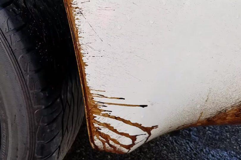 Arabadan Asfalt ve Zift Lekesi Nasıl Temizlenir