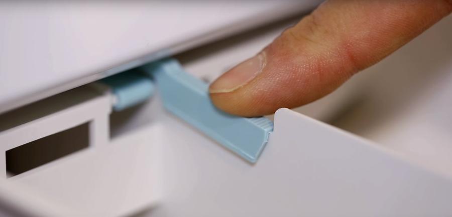 Çamaşır makinesinin deterjan gözü nasıl temizlenir
