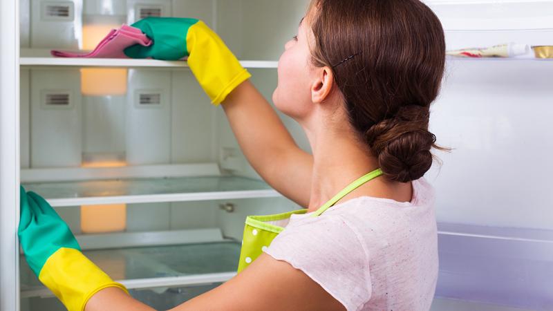 Karbonatla Buzdolabı Nasıl Temizlenir?